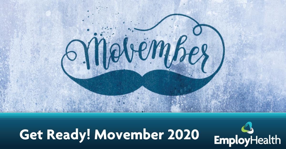 Get Ready! Movember 2020